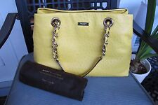 Classy NWT Authentic Kate Spade Purse - Victoria Falls Maryanne Goldenrod - $528