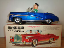 PHOTOING ON CAR ME 630 CHINESE MADE BATTERY OPERATED CONVERTIBLE AND BOX
