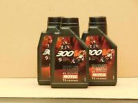 15,50€/l Motul 300V² 4T FL Road Racing / Off Road 10W-50 3 x 1 L für KTM etc.