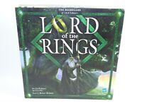 LORD OF THE RINGS Board Game by Reiner Knizia 100% Complete 1st Edit Hasbro 2000