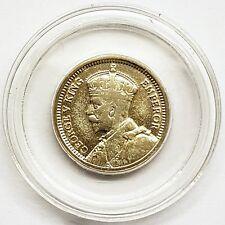 3 pence nouvelle Zélande 1934 Argent Sup