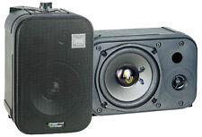 "Pyle Pdmn48 5"" Two-way Bass Reflex Mini-monitor System [pair]"