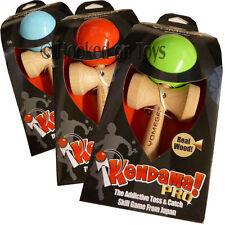 Yomega - Three (3pk) Kendama Pro Wooden Skill Toys 680