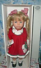 """Gotz LEIGH 18""""  Beautiful  Doll *NIB"""
