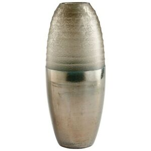 Cyan Design Large Around the World Vase, Bronze - 8662