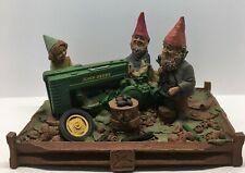 Assembly Team-R 1999~Tom Clark Gnome~Cairn Studio Item #7350~Ed #56~John Deere