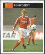 ORBIS 1990 WORLD CUP COLLECTION-#215-SOVIET UNION-RUSSIA-OLEG KUZNETSOV