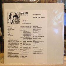 "[RAP]~NM 12""~MARIO~You Gotta Believe (Can't Stop The Bum Rush)~{x3]~[1991]~PROMO"