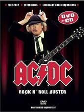 AC/DC: Rock N Roll Buster (DVD, 2015, 2-Disc Set, DVD/CD)