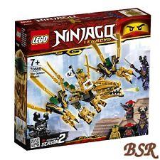 LEGO® Ninjago: 70666 Goldener Drache & 0.-€ Versand & NEU & OVP !