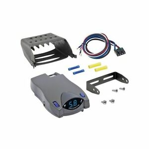 Tekonsha 90885 Prodigy P2 Brake Control for 1-4 Axle Trailer Proportional