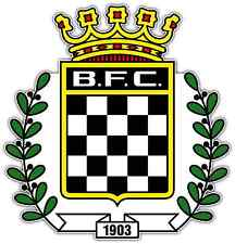 "Boavista FC Portugal Football Soccer Car Bumper Sticker Decal 4""X5"""