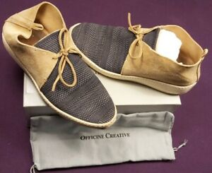 Officine creative suede boots 9 / 10 (43)