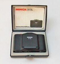 MINOX 35 GL CAMERA + BOX.