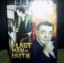 The Devil's Messenger/The Last Man on Earth Zombies Lon Chaney Vincent Price DVD