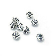 Arrival Tibetan Silver Fashion Findings DIY Spacer Beads Making Jewelry