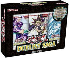 YuGiOh! - Duelist Saga Mini Booster Box - 3 Sealed Packs - Brand New (Flat pack)