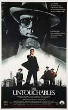 The Untouchables original 1988 promo poster 23x37 very good condition