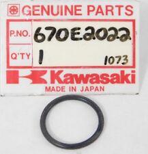 1 NEW Genuine KAWASAKI KZ1000 KZ1100 ZX1100 KZ550 O-RING OEM Part 670E2022 NOS