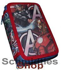 Marvel Avengers Triple Federmappe - 43 Teilig (OVP)