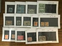 Lot of Older Better Used Stamps From Canada