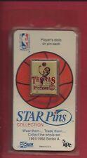 1991 NBA Star Pins Collection Isiah Thomas  Pin