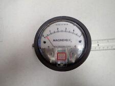 Magnahelic Gauge Water pressure Scuba Regulator Tester Used