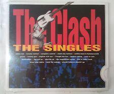The Clash The Singles CD UK 2007 estuche ecopack 18 temas