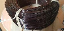 50feet enameled cooper wire D=1.3mm-17-16AWG jewelery handcraft magnet HAM radio