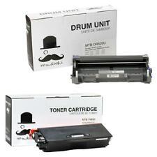TN650 DR620 Toner Cartridge & Drum Combo For Brother HL-5340DHL-5350DN HL-5370D