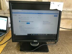 "Dell P190 16"" Monitor Flat Panel Lcd Screen ONLY - P190ST"
