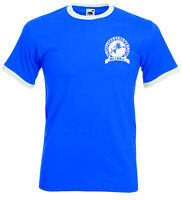 Millwall Bushwackers  F-Troop FC The Lions  Retro Football Club T-shirt.