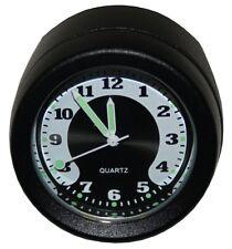 """Montre Guidon étanche moto Noire diamètre 22mm (7/8"""") et 25mm (1"""") watch moto"""