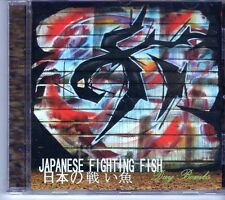 (EI356) Japanese Fighting Fish, Day Bombs - 2013 sealed CD