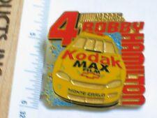 Bobby Hamilton # 4 Monte Carlo Kodak Max Film Nascar Racing Pin