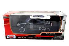 MOTORMAX MINI COOPER S COUNTRYMAN BLACK 1/24 DIECAST CAR 73353