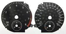 Lockwood VW Passat B6 2005- Petrol BLACK Dial Conversion Kit C650