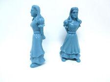 WOMEN PRISONERS 60mm 1/32 (plastic) 2pcs