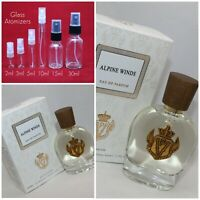 Parfums Vintage ALPINE WINDS Authentic SAMPLE 2ml 3ml 5ml 10ml