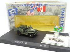 Solido Militaire Armée 1/50 - Dodge WC51 50e Anniversaire 1994