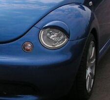 VW NEW BEETLE - SCHEINWERFERBLENDEN (ABS) (grundiert) - TUNING-GT
