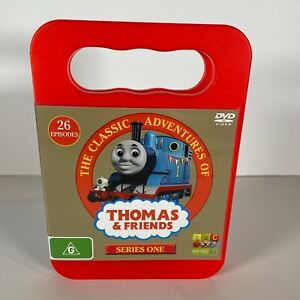The classic adventures of Thomas the tank engine & friends series one DVD