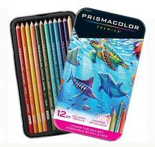 New Item! Prismacolor Premier UNDER THE SEA 12pc Colored Pencil Set Soft Core