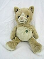 """Harrods My First Kitten comforter Collectors Item plush toy cat 14"""" O1"""