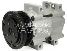 New AC A/C Compressor Fits: 1992 - 2002 Ford Escort  L4 2.0L 1.9L 1 Yr Warranty