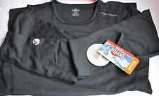 Hot Chillys MENS  Micro-Elite Crewneck Base Layer size M NEW FREE UK PP