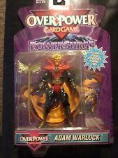Marvel TOYBIZ OVERPOWER CARDGAME ADAM WARLOCK Action Figure 1996 New