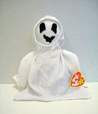 TY Beanie Baby SHEETS THE HALLOWEEN GHOST Beanbag Plush Stuffed Toy