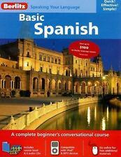 Berlitz Basic Spanish (Spanish Edition) Berlitz Audio CD