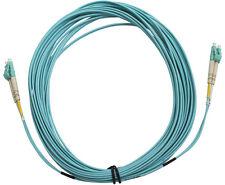 Generic LC-LC 10GB OM3 50/125 Multimode Duplex Fibre Optic Cable - 5m